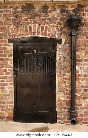 Door among Bricks