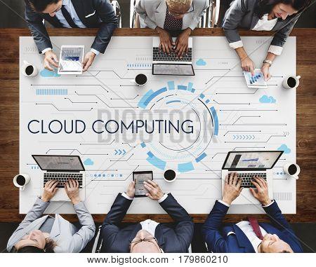 Cloud computing digital innovation technology