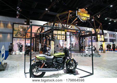 Bangkok International Motor Show 2017 BANGKOKTHAILAND 29 March 2017 - 9 April 2017