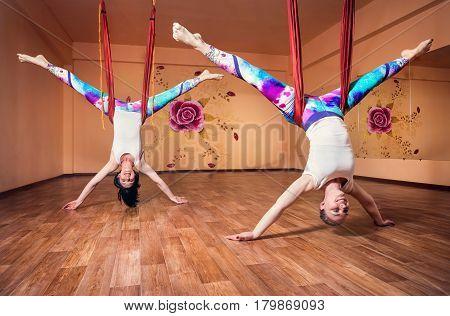 Antigravity Yoga At Hammock