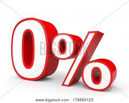 Zero Percent Off. Discount 0 %.