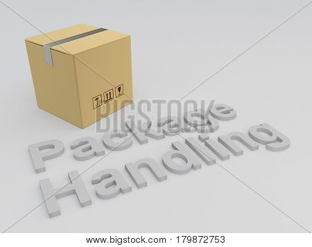 Package Handling Concept