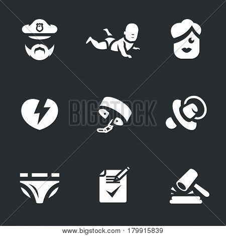 Police, child, mother, heart, bondage, nipple, pampers, custody, court.