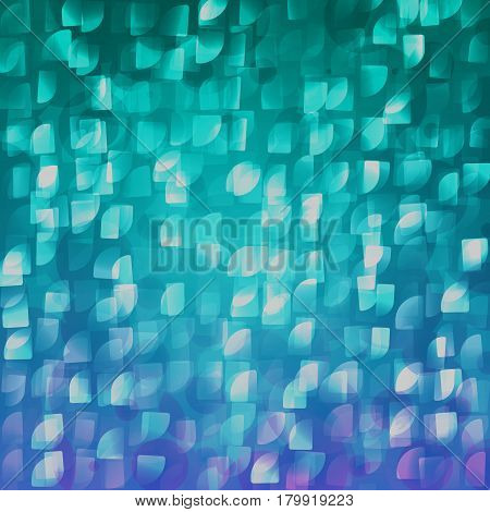 Fresh modern spring-summer abstrakt background with triangles. Vector illustration.