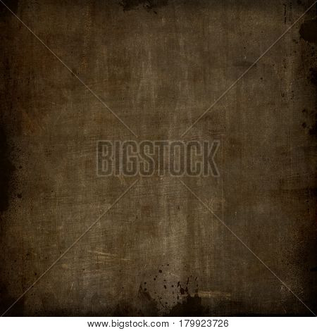 Abstract grunge background with splats and stains