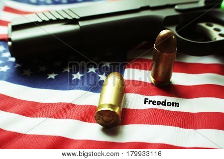 Second Amendment ( Right To Bear Arms ) High Quality