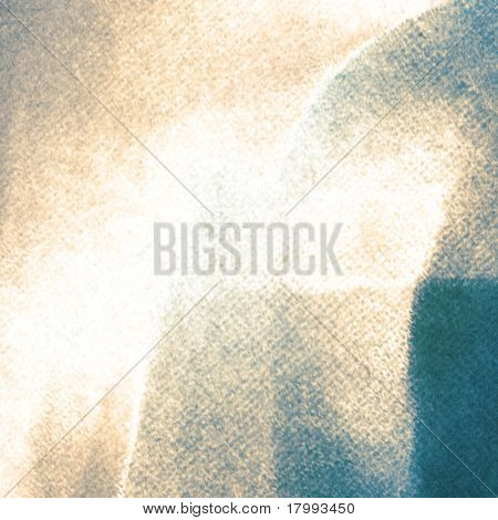 Artistic Background with Canvas Structure