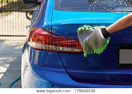 Car Hand Washing Service