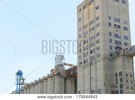 Kansas City Grain Elevator