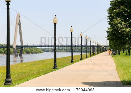 Richard L. Berkley Riverfront Park