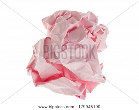Light Pink Lump Paper
