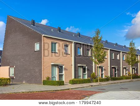Terrace Houses Neighborhood
