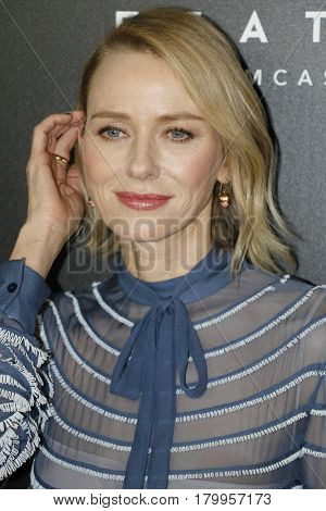 Naomi Watts at the CinemaCon 2017 - Focus Features Luncheon And Studio Program Celebrating 15 Years held at the Caesars Palace in Las Vegas, USA on March 29, 2017.