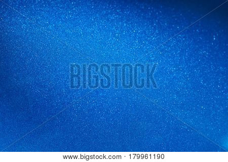 Abstract Blue Matte Metal Background