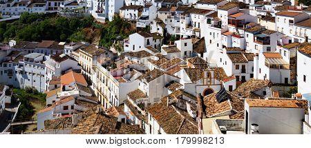 Setenil de las bodegas, Cadiz (Spain)