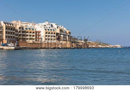 Marina Hotel Corinthia Beach Resort, Malta