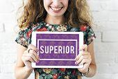 Superior Supreme VIP Membership Top Notched poster