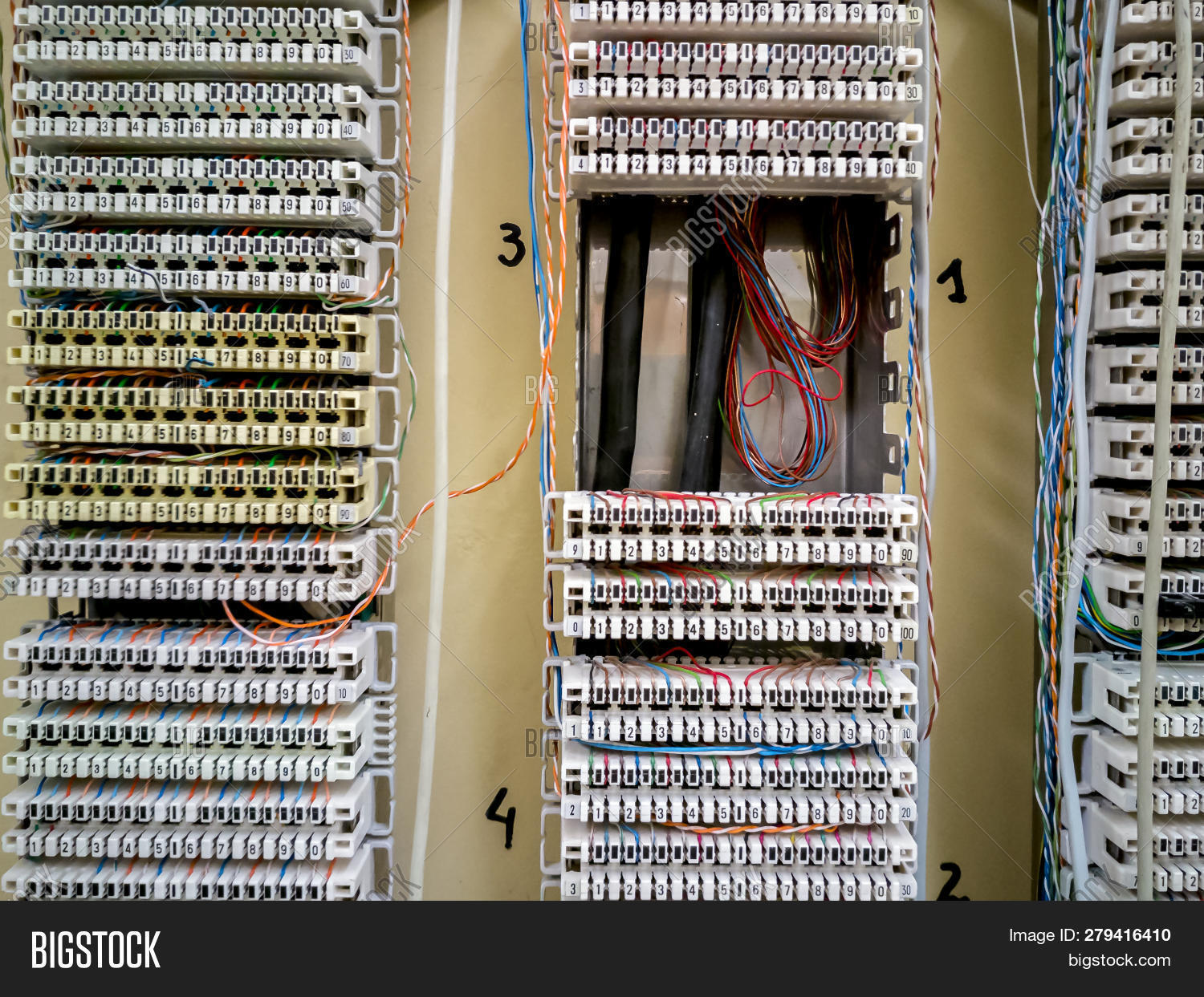 Old Switchboard. Image & Photo (Free Trial) | Bigstock on