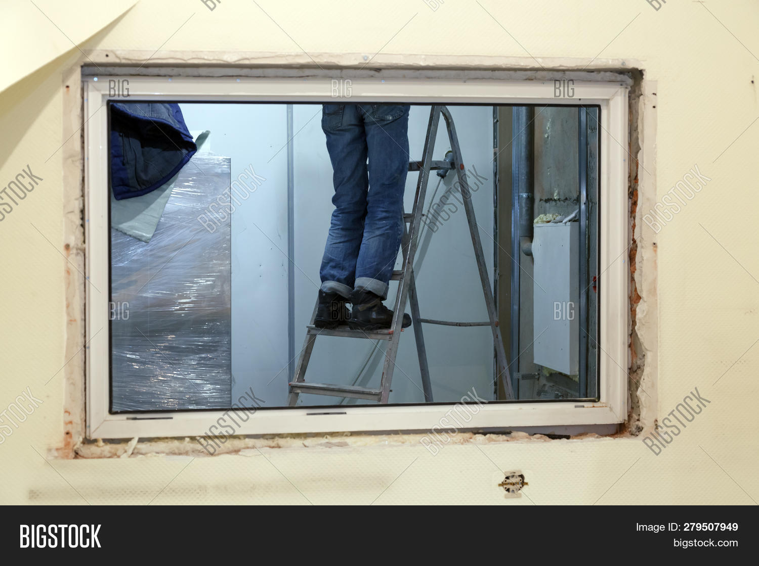 Worker Uniform Stands Image & Photo (Free Trial) | Bigstock