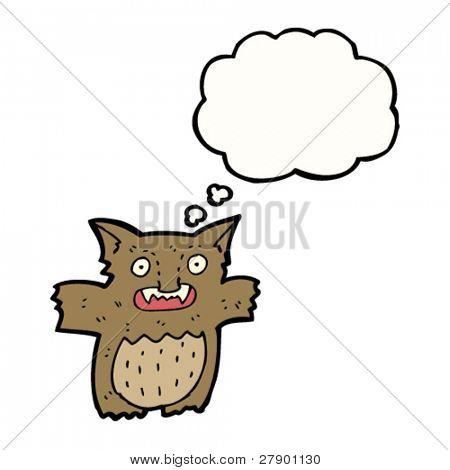 little gremlin creature cartoon