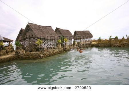 Creative Water Bungalows