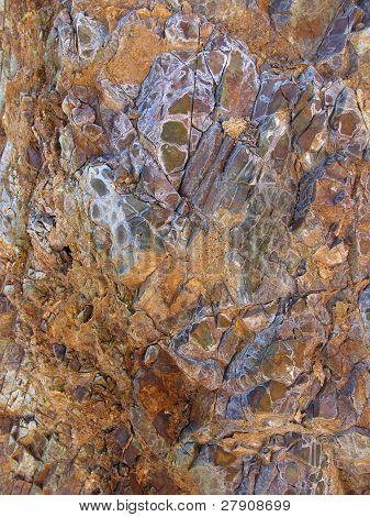 Broken Rock Pattern