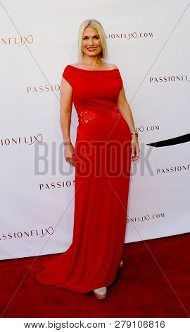 Tosca Musk attends the premiere for