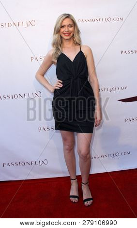 Jordan Birkland attends the premiere for