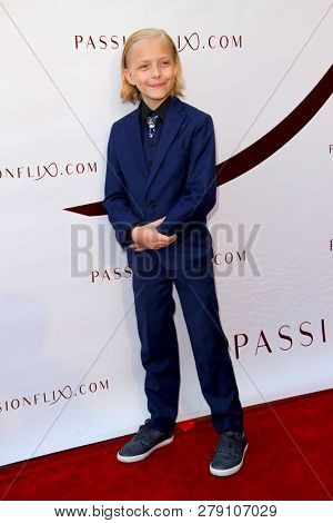 Christian Ganiere attends the premiere for