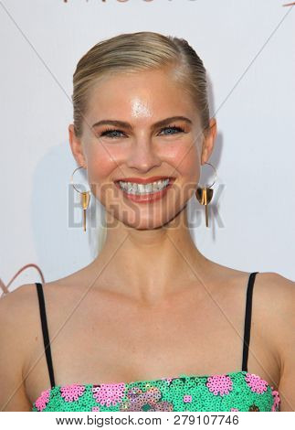 Kenzie Dalton attends the premiere for