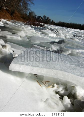 Ice Breaking - Calgary