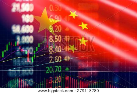 China Stock Market Exchange / Shanghai Stock Market Analysis Forex Indicator Of Changes Graph Chart