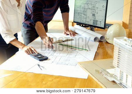 Engineer Or Architectural Project,