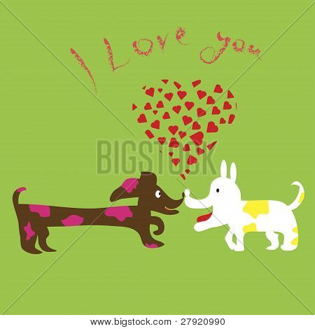 Love Of The Dogs