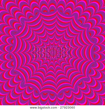Feeling Queasy  (motion illusion)