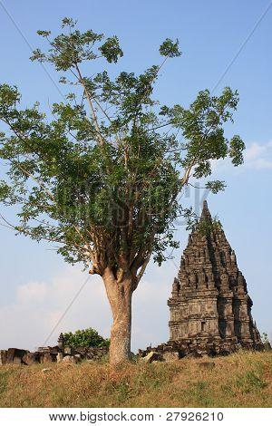 indu temple Prambanan