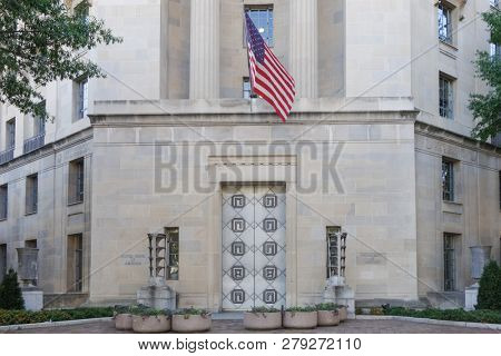 Department of Justice Building - Washington D.C. United States of America