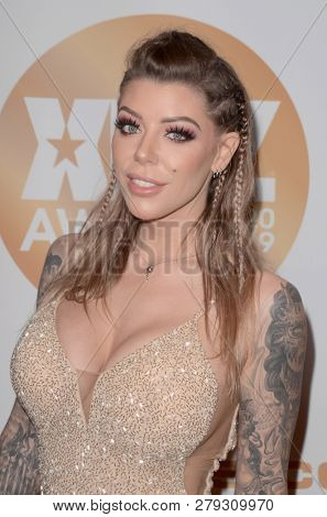 LOS ANGELES - JAN 17:  Karma Rx at the 2019 XBIZ Awards at the Westin Bonaventure Hotel on January 17, 2019 in Los Angeles, CA