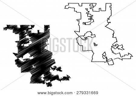 Stockton City (united Vector & Photo (Free Trial) | Bigstock