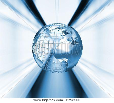 Globe Abstract