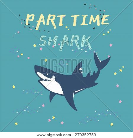 Vector Shark Vector & Photo (Free Trial) | Bigstock