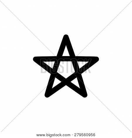 religion symbol, Wicca icon. Element of religion symbol illustration. Signs and symbols icon can be used for web, logo, mobile app, UI, UX poster