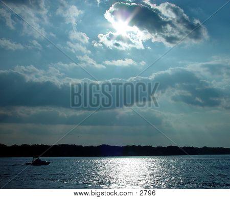 Boat Silhouette II