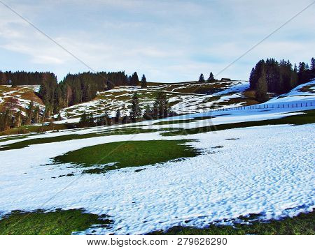 Winter Ambiance On Image Photo Free Trial Bigstock