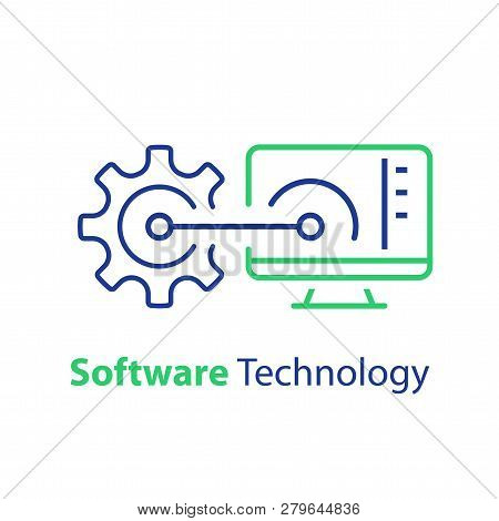 Software Development, Automation Technology, System Security Upgrade, Data Processing, Machine Learn