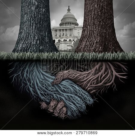 Usa Secret Politics And Deep State Clandestine Government Deal Manipulating The Laws Or System Of Po