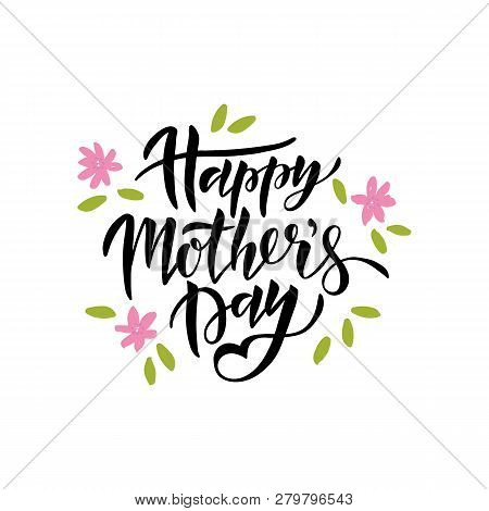 Mothers Day Lettering