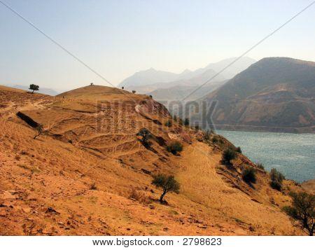 Berg und See