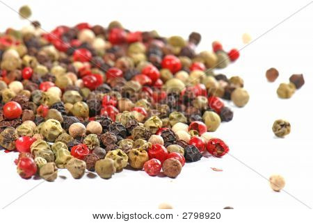 Mixed Pepper