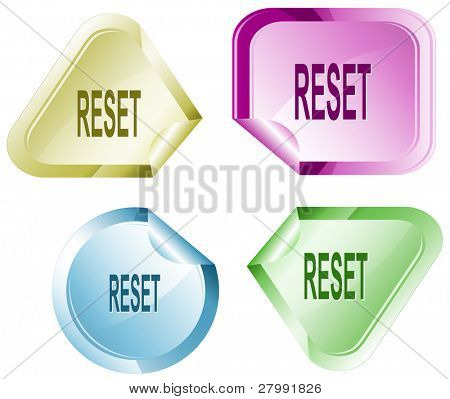 What is a reset vector